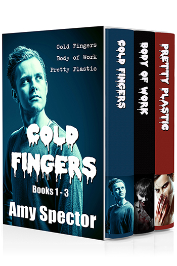 Cold Fingers Books 1-3 Cover