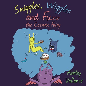 Sniggles, Wiggles and Fuzz the Cosmic Fairy Cover
