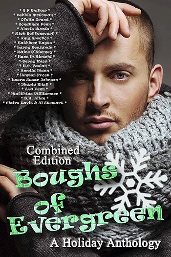 Boughs of Evergreen: A Holiday Anthology Cover