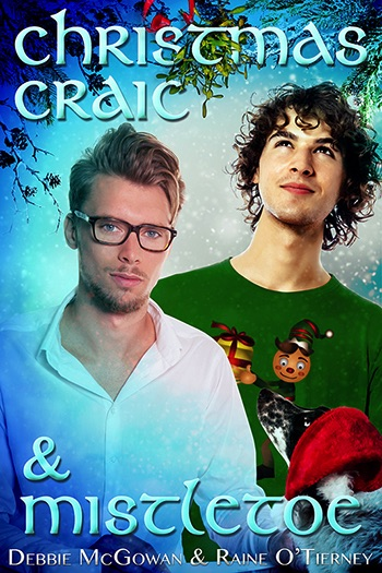 Christmas Craic and Mistletoe (Seeds of Tyrone #3) Cover