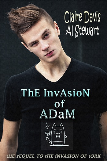 The Invasion of Adam (Tork and Adam #2) Cover