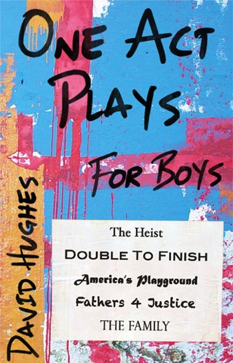 One Act Plays For Boys Cover