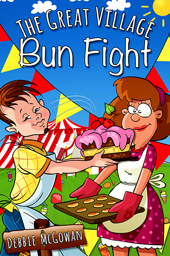 The Great Village Bun Fight Cover