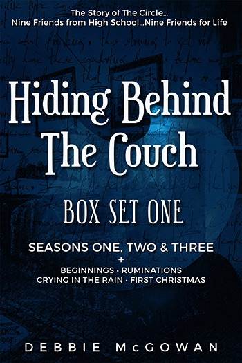 Hiding Behind The Couch Box Set One Cover