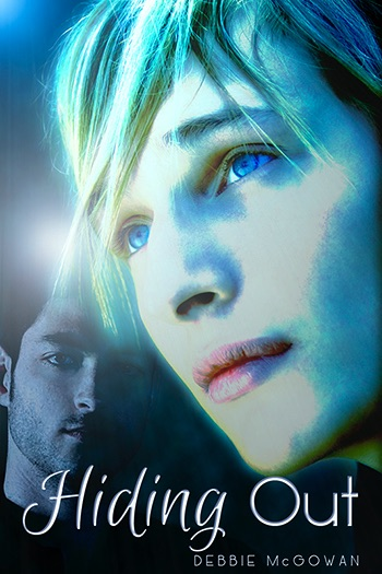 Hiding Out (Checking Him Out / HBTC Novella) Cover