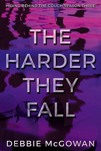 The Harder They Fall (HBTC #3) Cover