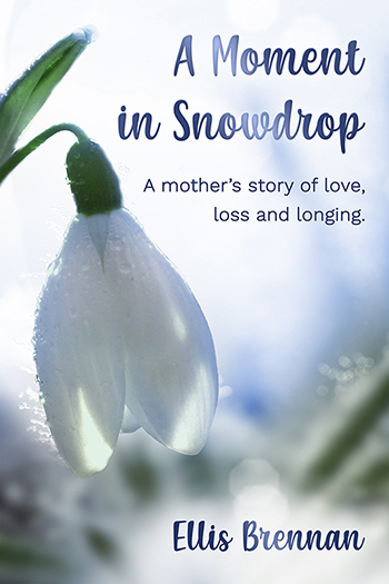 A Moment in Snowdrop Cover