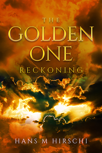 The Golden One - Reckoning (Book #3) Cover