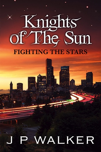 Fighting The Stars (Knights of The Sun Book Two) Cover