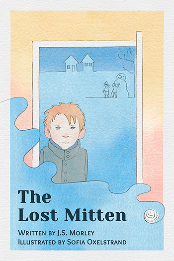 The Lost Mitten Cover