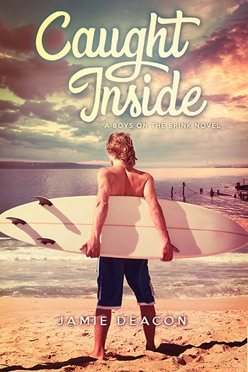Caught Inside (Boys on the Brink #1) Cover