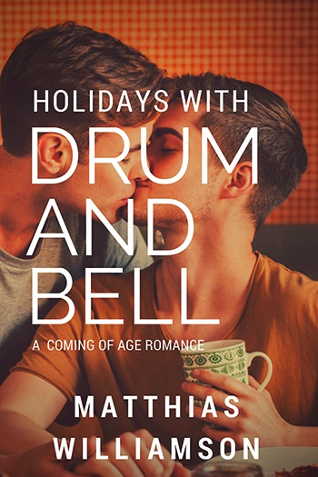 Holidays with Drum and Bell! Cover