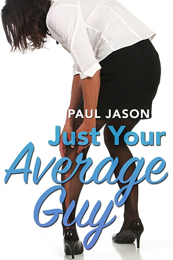 Just Your Average Guy Cover