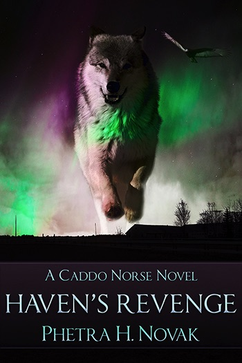 Haven's Revenge (Caddo Norse #1) Cover
