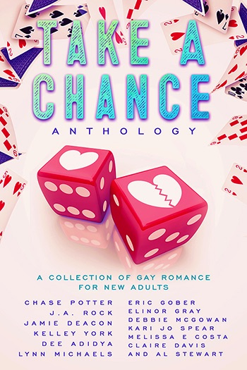 Take A Chance Anthology: A Collection of Gay Romance for New Adults Cover