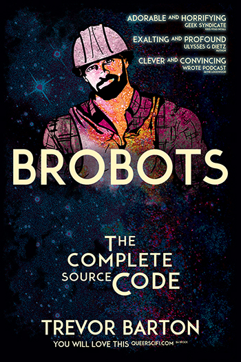 Brobots: The Complete Source Code Cover