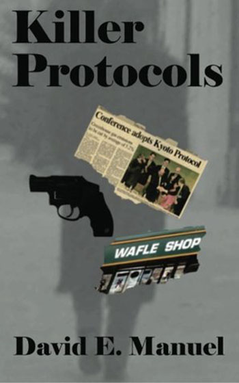 Killer Protocols: Richard Paladin Series #1 (Volume 1) Cover