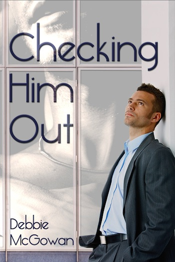 Checking Him Out (Checking Him Out #1) Cover