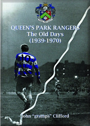 QPR The Old Days Cover