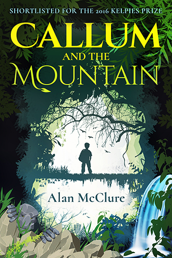 Callum and the Mountain Cover