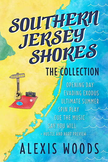Southern Jersey Shores: The Collection Cover
