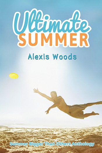 Ultimate Summer (Southern Jersey Shores #3) Cover