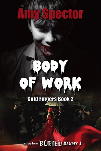 Body of Work (Cold Fingers #2) Cover