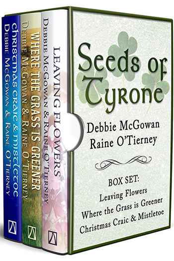 Seeds of Tyrone Box Set Cover