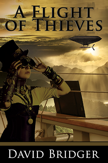 A Flight of Thieves Cover