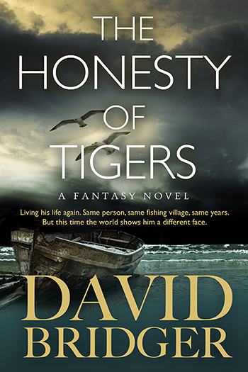 The Honesty of Tigers Cover