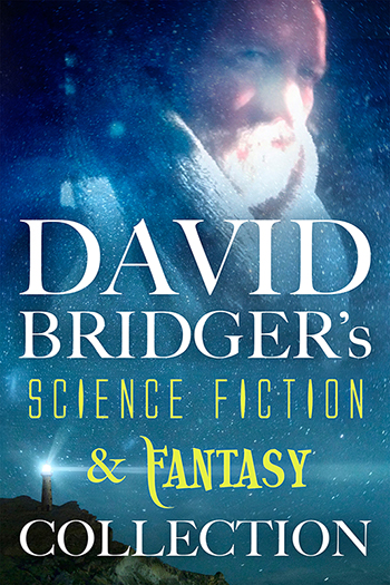 David Bridger's Science Fiction & Fantasy Collection Cover