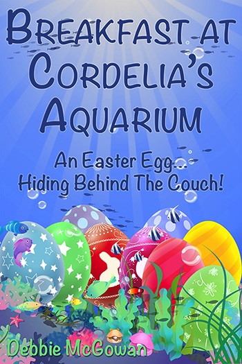Breakfast at Cordelia's Aquarium (HBTC Short Story) Cover