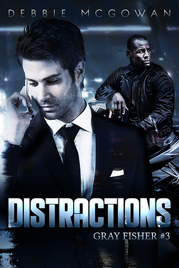 Distractions (Gray Fisher #3 / HBTC Spin-Off) Cover
