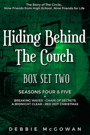 Hiding Behind The Couch Box Set Two (HBTC Box Set) Cover
