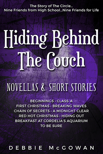 Hiding Behind The Couch Novellas & Short Stories (HBTC Box Set) Cover