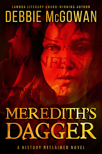 Meredith's Dagger Cover