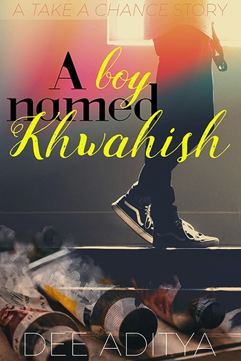 A Boy Named Khwahish Cover
