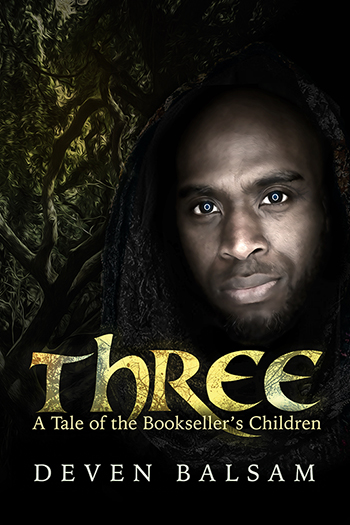 Three: A Tale of the Bookseller's Children Cover