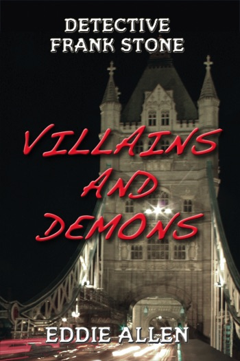 Villains and Demons (Detective Frank Stone #1) Cover