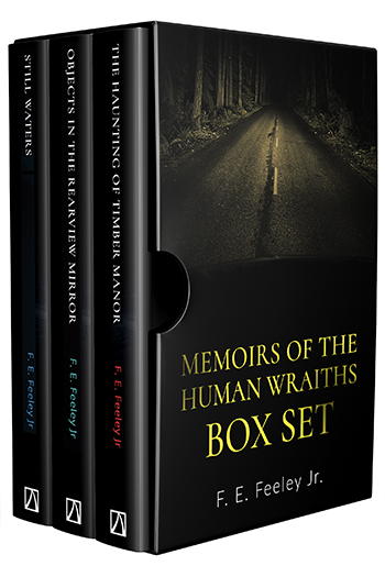 Memoirs of the Human Wraiths Box Set/Omnibus Edition Cover