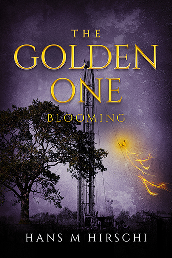 The Golden One - Blooming (Book #1) Cover