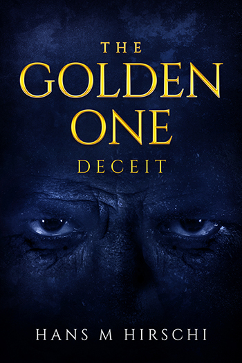 The Golden One - Deceit (Book #2) Cover