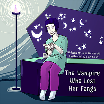 The Vampire Who Lost Her Fangs Cover