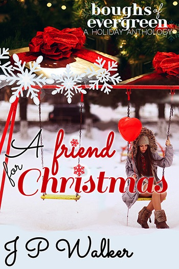 A Friend for Christmas Cover