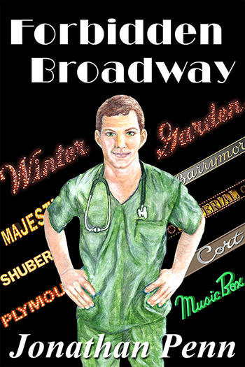 Forbidden Broadway Cover