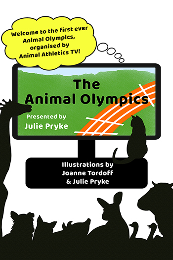 The Animal Olympics Cover