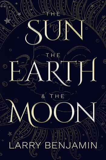 The Sun, the Earth & the Moon Cover