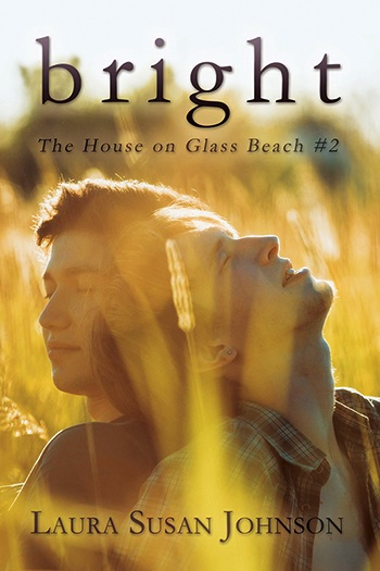 Bright (The House on Glass Beach #2) Cover