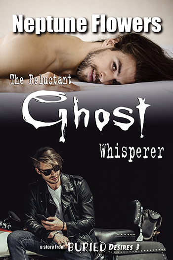 The Reluctant Ghost Whisperer (Barrow and Sparrow #1) Cover