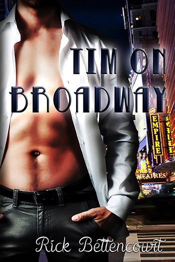 Tim on Broadway: Season One (The Full Season) Cover
